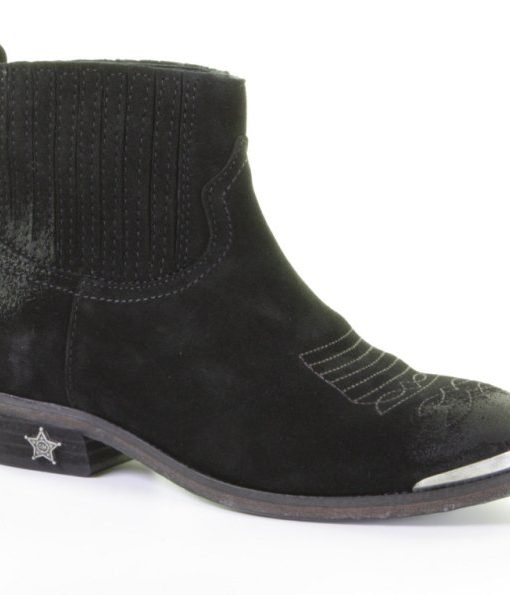 Catarina Martins Danie77516B-Star Black Enkellaars