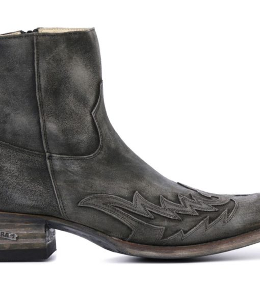 Sendra Booties Heren (Antraciet)